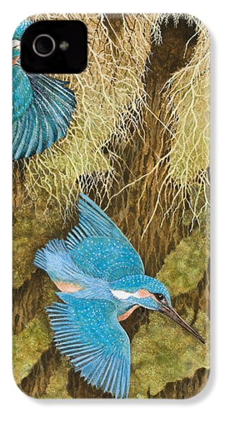 Sharing The Caring IPhone 4 / 4s Case by Pat Scott