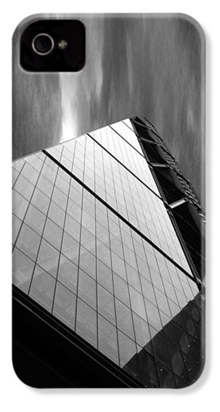 Sharp Angles IPhone 4 / 4s Case by Martin Newman