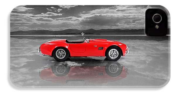 Shelby Cobra 1965 IPhone 4 / 4s Case by Mark Rogan