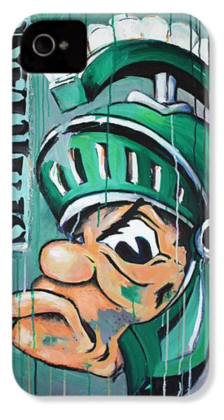 Spartans IPhone 4 / 4s Case by Julia Pappas