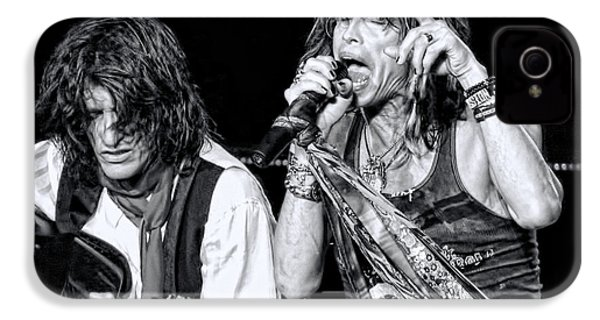 Steven Tyler Croons IPhone 4 / 4s Case by Traci Cottingham