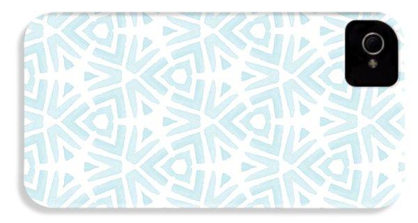Summer Splash- Pattern Art By Linda Woods IPhone 4 / 4s Case by Linda Woods