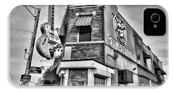 Sun Studio - Memphis #2 IPhone 4 / 4s Case by Stephen Stookey