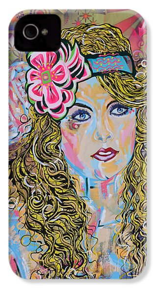 Swift IPhone 4 / 4s Case by Heather Wilkerson
