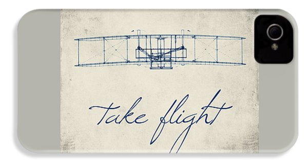 Take Flight IPhone 4 / 4s Case by Brandi Fitzgerald