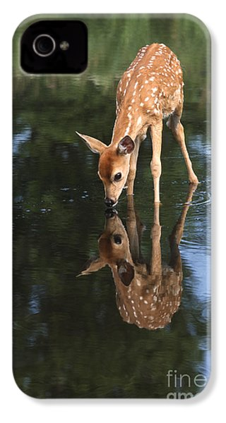 That Must Be Me IPhone 4 / 4s Case by Sandra Bronstein