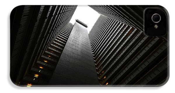 The Abyss, Hong Kong IPhone 4 / 4s Case by Reinier Snijders
