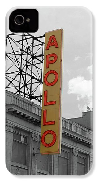 The Apollo In Harlem IPhone 4 / 4s Case by Danny Thomas