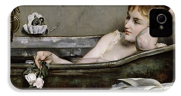 The Bath IPhone 4 / 4s Case by Alfred George Stevens