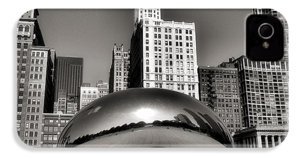 The Bean - 3 IPhone 4 / 4s Case by Ely Arsha