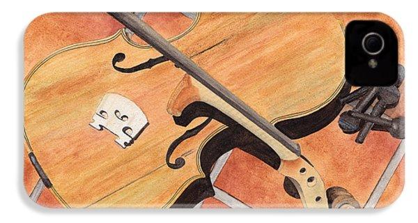 The Broken Violin IPhone 4 / 4s Case by Ken Powers
