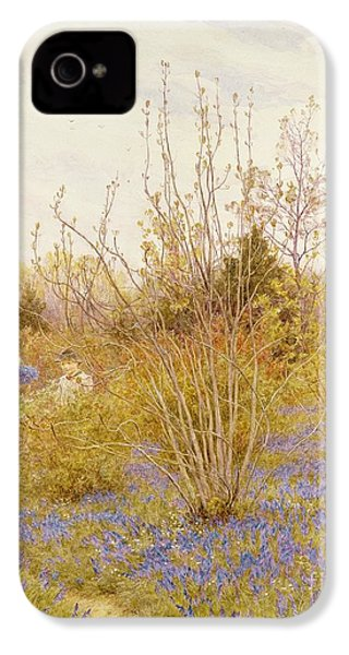 The Cuckoo IPhone 4 / 4s Case by Helen Allingham