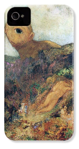 The Cyclops IPhone 4 / 4s Case by Odilon Redon