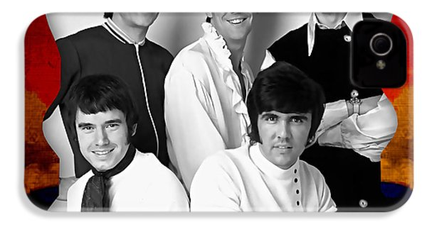 The Dave Clark Five Collection IPhone 4 / 4s Case by Marvin Blaine