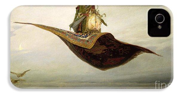 The Magic Carpet IPhone 4 / 4s Case by Apollinari Mikhailovich Vasnetsov