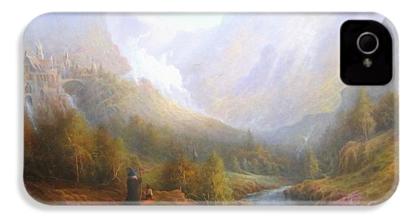 The Misty Mountains IPhone 4 / 4s Case by Joe  Gilronan