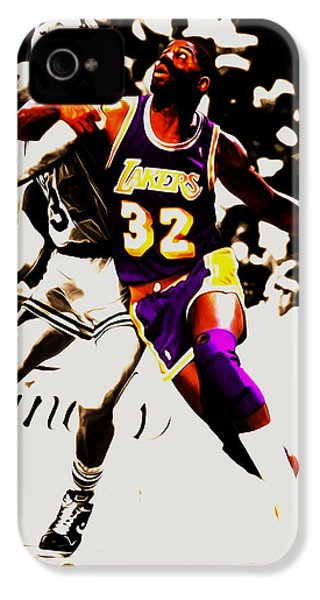 The Rebound IPhone 4 / 4s Case by Brian Reaves