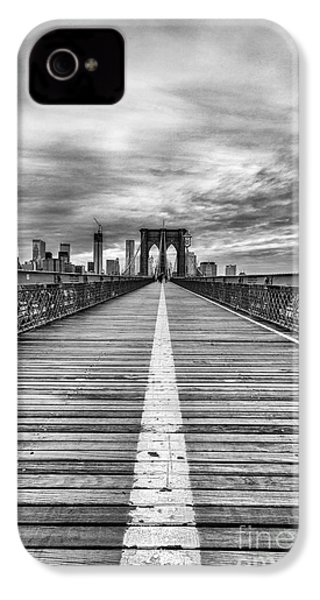 The Road To Tomorrow IPhone 4 / 4s Case by John Farnan