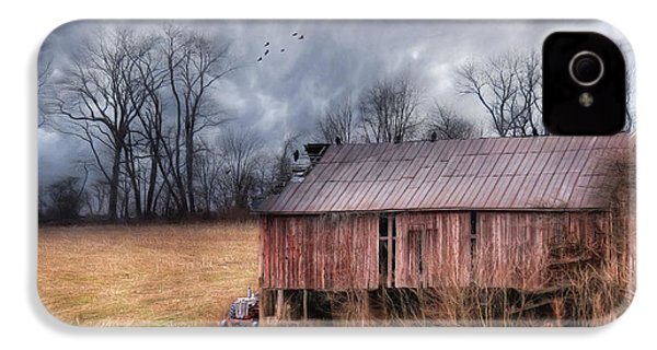 The Rural Curators IPhone 4 / 4s Case by Lori Deiter