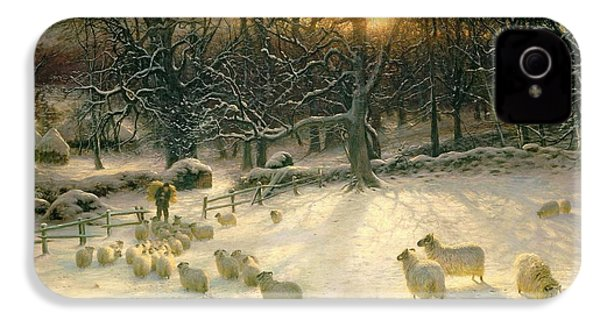 The Shortening Winters Day Is Near A Close IPhone 4 / 4s Case by Joseph Farquharson