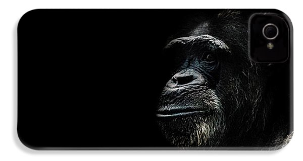 The Wise IPhone 4 / 4s Case by Martin Newman