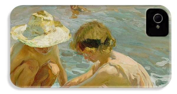 The Wounded Foot IPhone 4 / 4s Case by Joaquin Sorolla y Bastida
