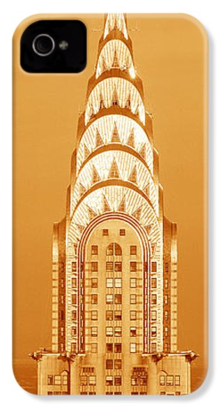 This Is A Sepiatone Close IPhone 4 / 4s Case by Panoramic Images
