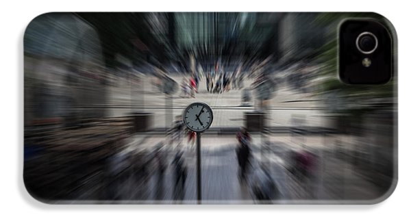 Time Traveller IPhone 4 / 4s Case by Martin Newman