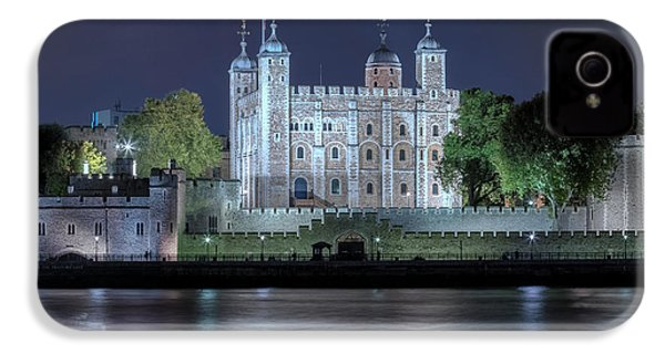 Tower Of London IPhone 4 / 4s Case by Joana Kruse