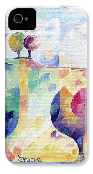 Trio IPhone 4 / 4s Case by Beatrice BEDEUR
