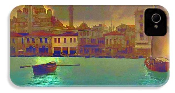Turkish  Moonlight IPhone 4 / 4s Case by Saiyyidah Seema  Z