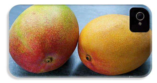 Two Mangos IPhone 4 / 4s Case by Elena Elisseeva