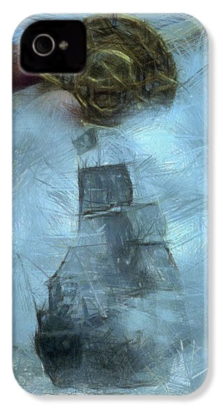 Unnatural Fog IPhone 4 / 4s Case by Benjamin Dean