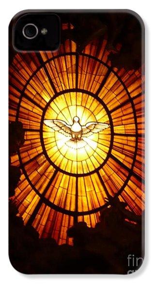 Vatican Window IPhone 4 / 4s Case by Carol Groenen