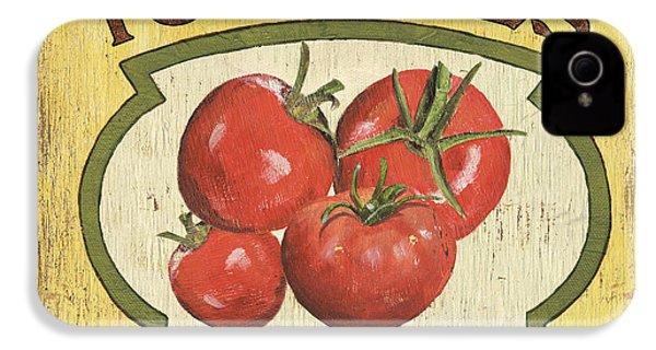 Veggie Seed Pack 3 IPhone 4 / 4s Case by Debbie DeWitt