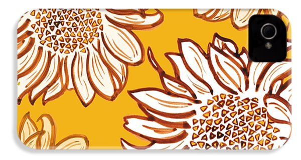 Very Vincent IPhone 4 / 4s Case by Sarah Hough