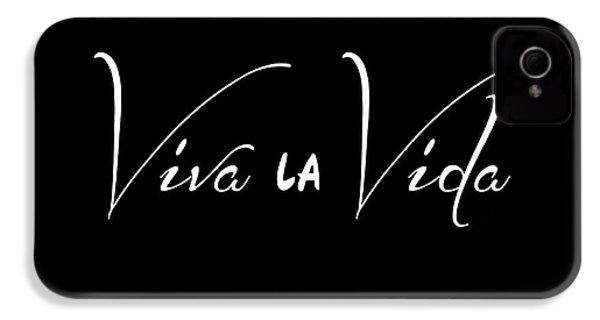 Viva La Vida IPhone 4 / 4s Case by Liesl Marelli