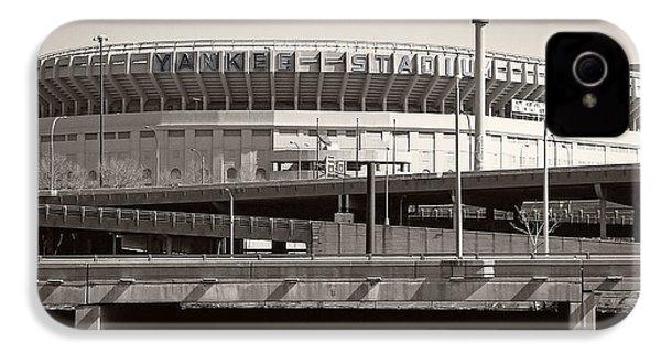 Yankee Stadium    1923  -  2008 IPhone 4 / 4s Case by Daniel Hagerman