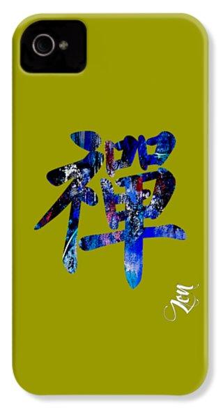 Zen IPhone 4 / 4s Case by Marvin Blaine