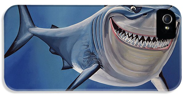 Moviestar iPhone 5 Cases -  Finding Nemo iPhone 5 Case by Paul  Meijering