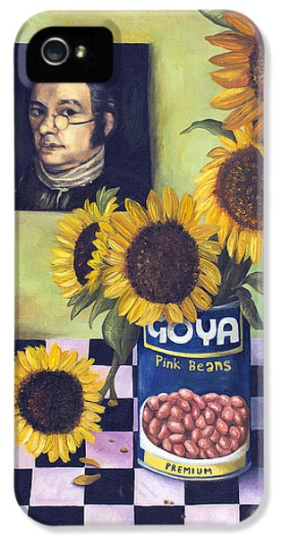 Goyas IPhone 5 / 5s Case by Leah Saulnier The Painting Maniac