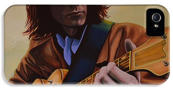 Festival iPhone 5 Cases -  Neil Young  iPhone 5 Case by Paul  Meijering