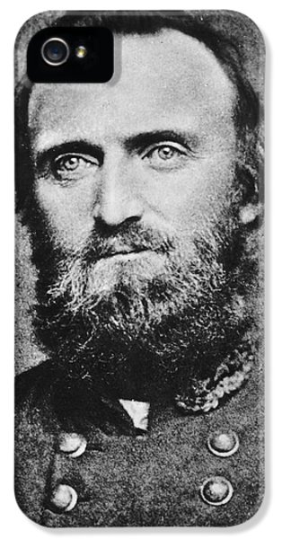 Stonewall Jackson IPhone 5 / 5s Case by Anonymous