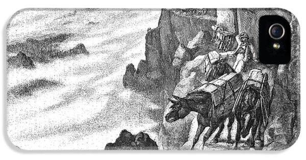 19th Century Smugglers IPhone 5 / 5s Case by Bildagentur-online/tschanz