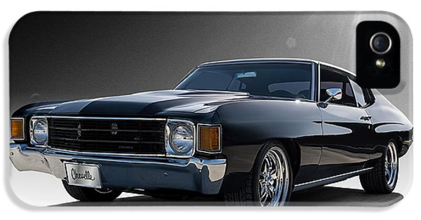 Classic iPhone 5 Cases - 72 Chevelle iPhone 5 Case by Douglas Pittman
