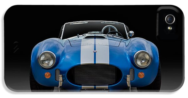 Roadsters iPhone 5 Cases - AC Cobra iPhone 5 Case by Douglas Pittman