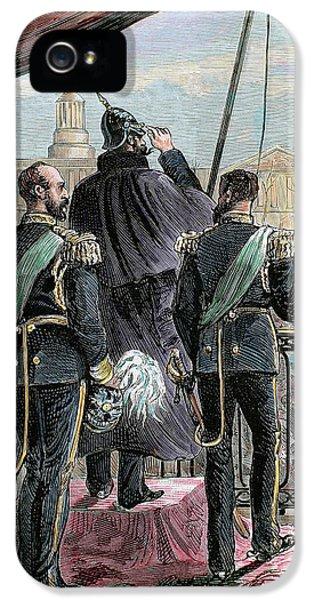 Alexander II (1818-1881 IPhone 5 / 5s Case by Prisma Archivo