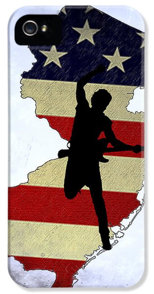 Born In New Jersey IPhone 5 / 5s Case by Bill Cannon
