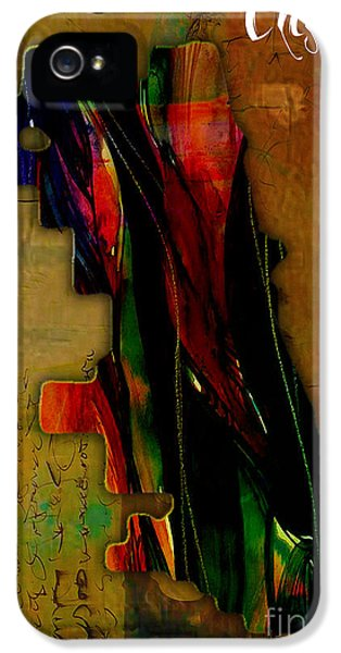 Chicago IPhone 5 / 5s Case by Marvin Blaine