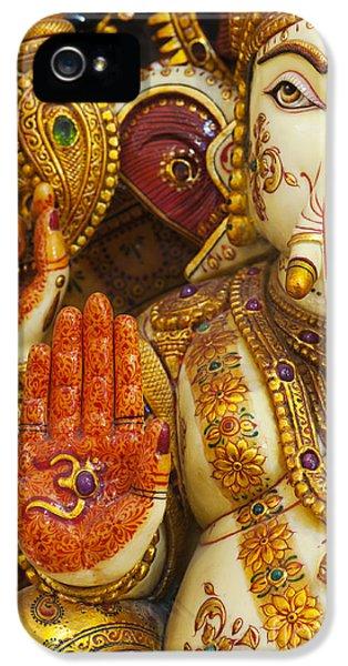 Ornate Ganesha IPhone 5 / 5s Case by Tim Gainey